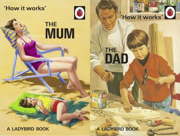 The parenting choice - laugh or go mad