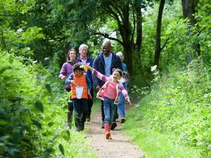 Spring family-friendly walks in Kent