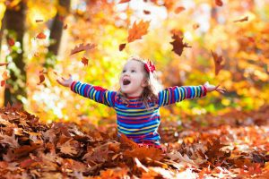 Autumn fun for kids in Kent