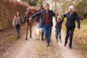 Winter family-friendly walks in Kent
